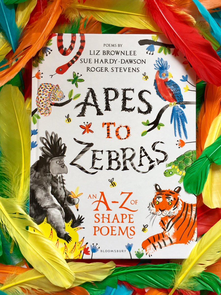Award winning children's poetry